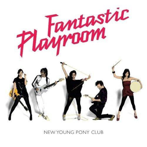 Fantastic Playroom cover art
